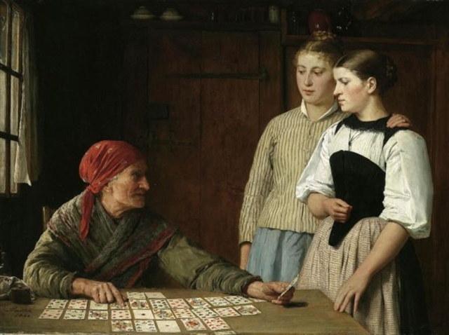 lettura tarocchi antichi cartomanti